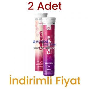 2 Set Multi Collagen Antioxidants 2 Gece+2 Gündüz