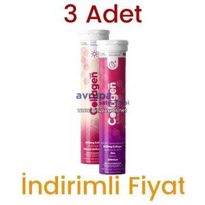 3 Set Multi Collagen Antioxidants 3 Gündüz + 3 Gece