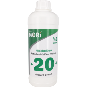 Mori Oksidan Krem 20 Volume 1000 ML