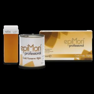 Salkom Gold Professional Konserve Kalıp Kartuş Ağda 800 GR