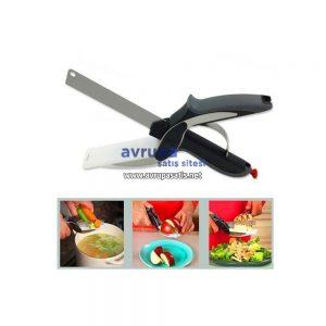 Clever Cutter Mutfak Makası  Ria Express Ödeme