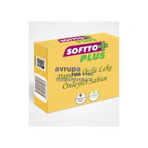 Softto Plus Papatya Özlü Leke Sabunu