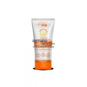 Softto Plus SPF 50 Güneş Kremi E Vitaminli 100 ML