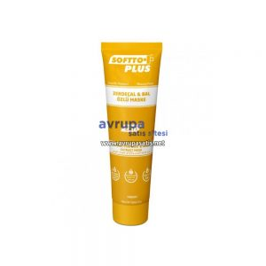 Softto Plus Zerdeçal ve Bal Özlü Maske 100 ML