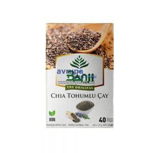 Dr Banji Chia Tohumlu Çay 40 Süzen Poşet