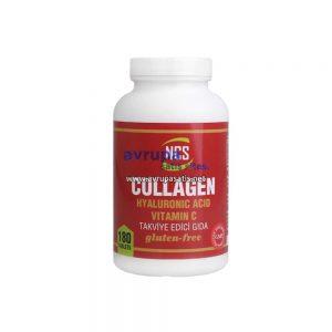 NCS Collagen Hyaluronic Acid Vitamin C Takviye Edici Gıda