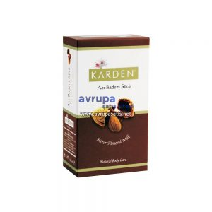 Karden Acı badem Sütü Natural Body Care 200 ML