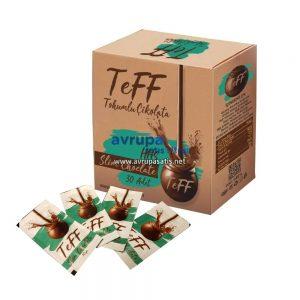 Teff Tohumlu Çikolata 30 Günlük Kullanım