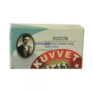 Kuvvet Marka Yosun Natural Moss Soap 80 GR