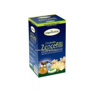 Organikdem Çörekotlu Zencefilli Macun 420 GR