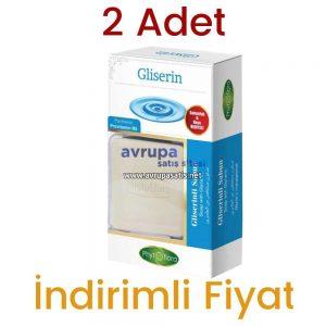 2 Adet Phytoflora Gliserinli Sabun 125 Gr x2 (Kese ve Sabunluk Hediyeli)