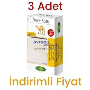 3 Adet Phytoflora Deve Sütü Sabunu (Kese ve Sabunluk Hediyeli)