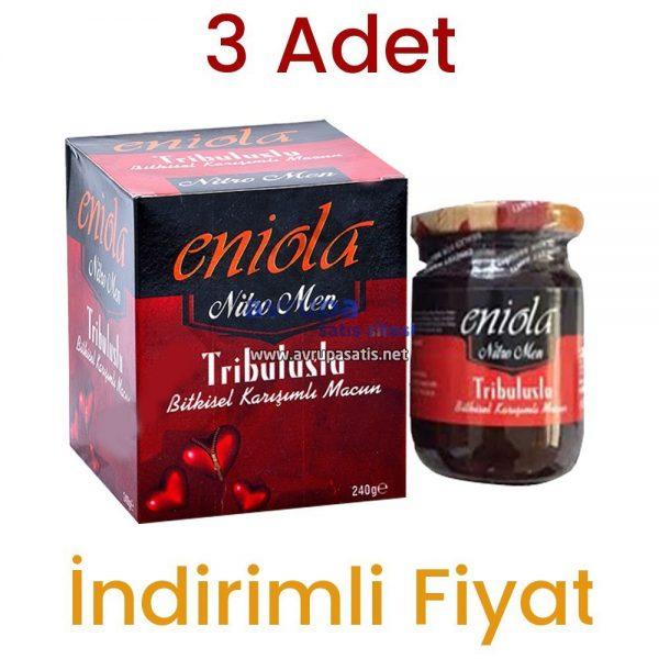 3 Adet Eniola Nitro Men  3 x 240 GR