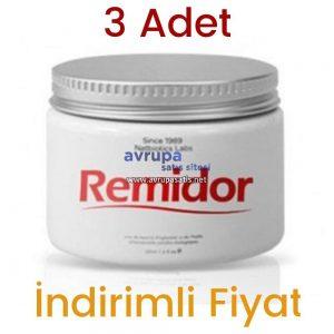 3 Adet Remidor Masaj Kremi 3 x 100 ML