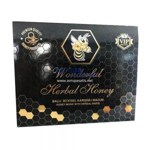 Wonderful Honey Ballı Bitkisel Karışım 12 x 15 GR