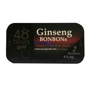 48 Hours Ginseng Bonbon Şeker