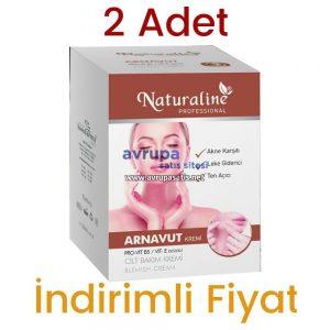 2 Adet Naturaline Arnavut Kremi 2 x 50 ML