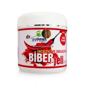 Dr. Biochange Biber Jeli Pepper Gel 500 ML