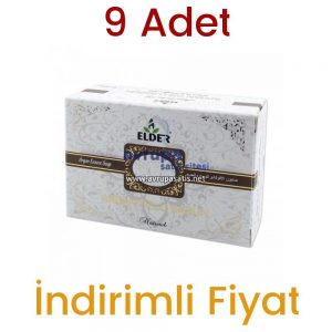 Elder Argan Özlü Sabun 130 GR 9 Adet