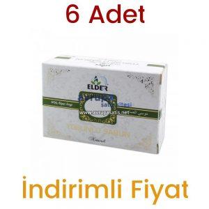 Elder Yosunlu Sabun 130 GR 6 Adet