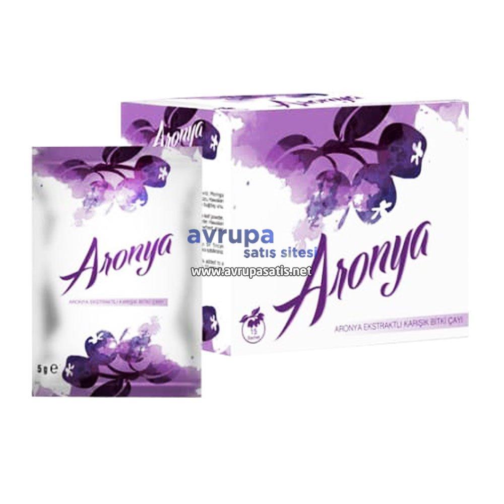 Aronya Çayı 15 Günlük Kullanım