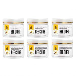 6 Adet Bee Cure Arı Zehiri Kremi 100 Ml indirimde