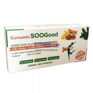 Curcumin SOO Good Altın Yoğurt Kürü 10 Şase X 7 GR