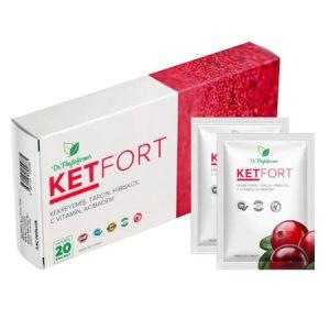 Ketfort Tozu 1 Kutu 20 Şase 10 Günlük Kullanım
