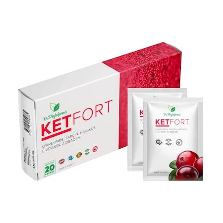 Ketfort Tozu 3 Kutu 30 Günlük Kullanım uygun fiyat