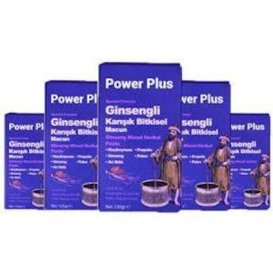 POWER PLUS MACUNU 120X3=360 GR İNDİRİMLİ