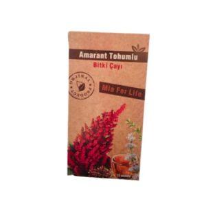 3 Adet Amarant Tohumlu Çay 15 x 5 gr indirimli