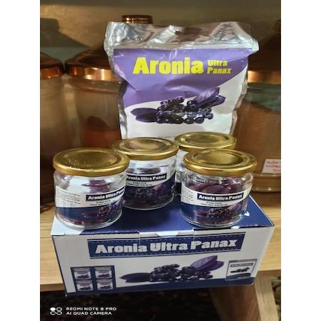 Aronia Ultra Panax Set 4x30 Adet Kapsül ve Çay