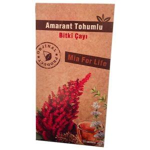 Mia For Life Amarant Tohumlu Bitki Çayı Amarant