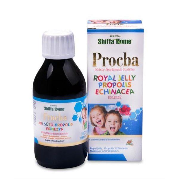 Procba Şurup Arı Sütü, Propolis, Ekinezya Ekstresi 100 ml