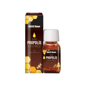 Sıvı Propolis Ekstresi 50 ml Aksu vital ürünleri