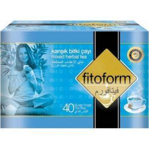 Aksu Vital Fitoform Karışık Bitki Çayı 40 Poşet Shiffa Home