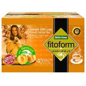 Aksu Vital Fitoform Kayısılı Çay 40 Poşet Shiffa Home