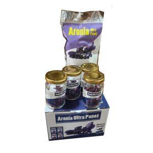 Aronia Ultra Panax Set (4 Adet 30lu Kapsül 1 Adet Poşet Çay)