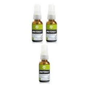 Aktirex Sprey 30 ML 3 Adet