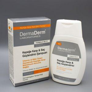 Dermaderm HD-77 Şampuan Kepek Şampuanı 300 Ml.