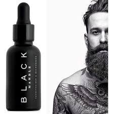 Black Marble Sakal Serumu Saç Sakal Bıyık Serumu Erkeklere Özel