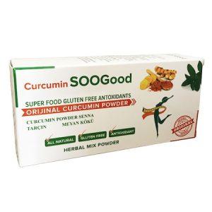 Curcumin SOO Good Altın Yoğurt Kürü 10 Şase X 7 GR 1 kutu