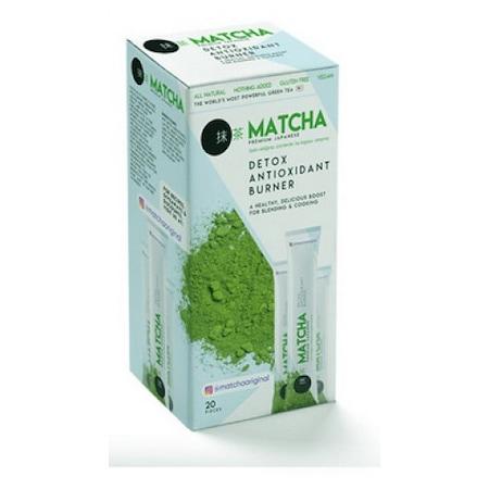 Matcha Premium Japanese Toz Maça Çayı 20 x 10 G