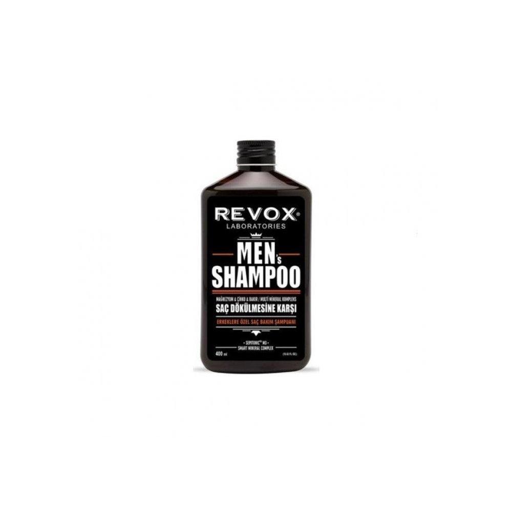 Revox Şampuan Men's Shampoo Erkeklere Özel 400 ml