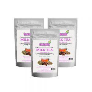Teamix MILK TEA 3 adet 50 süzen poşet