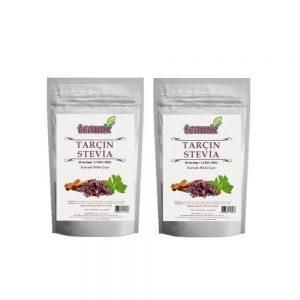 Teamix Tarçın Stevia Çayı 100 süzen poşet 200 Gr