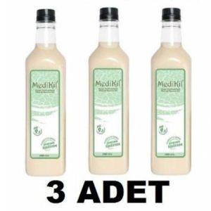 3 ADET Medikil - Sıvı Bentonit - Solüsyon Sıvı Montmorillonit 1lt