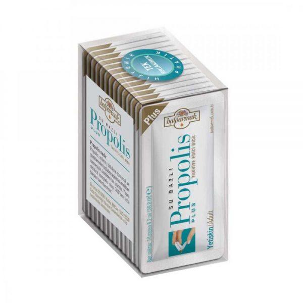 Balparmak Propolis Plus Yetişkin  14'lü 4,2 ml'lik saşe 250 mg