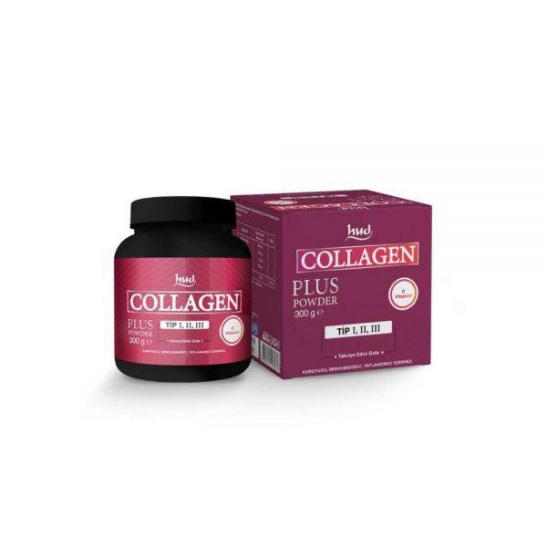 Collagen Plus Powder 300 g - Toz Kolajen (30 Günlük Porsiyon)