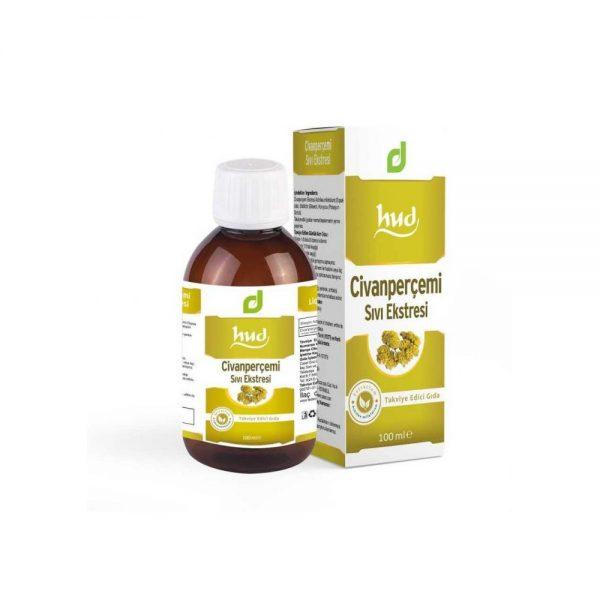 Hud Civanperçemi Sıvı Ekstresi 100 ml